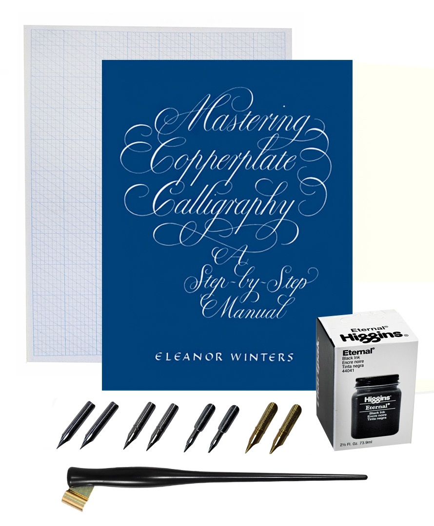 Getting Started With Pointed Pen Calligraphy Calligraphy